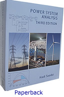 Power System Analysis Paperback